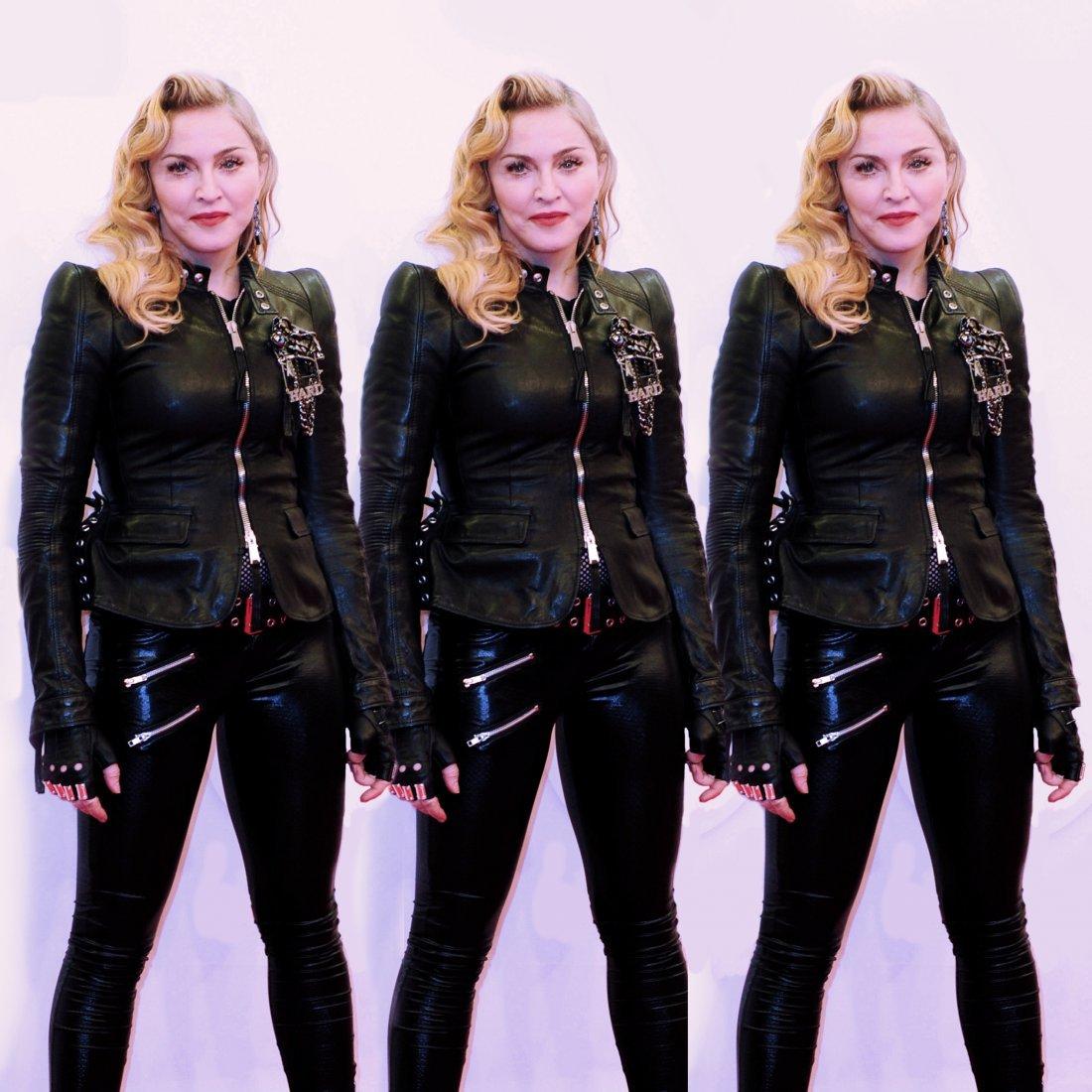 Madonna x 3 Las Vegas