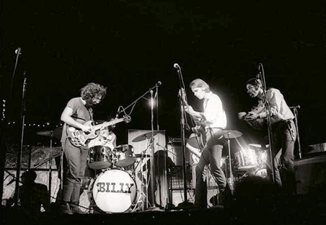 Grateful Dead, Woodstock, NY 1969