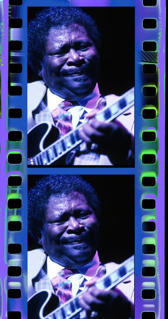 BB King San Francisco 1976 at Great American Music Hall