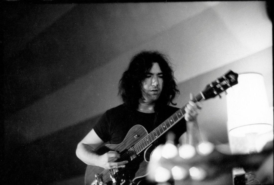 Jerry Garcia 1968