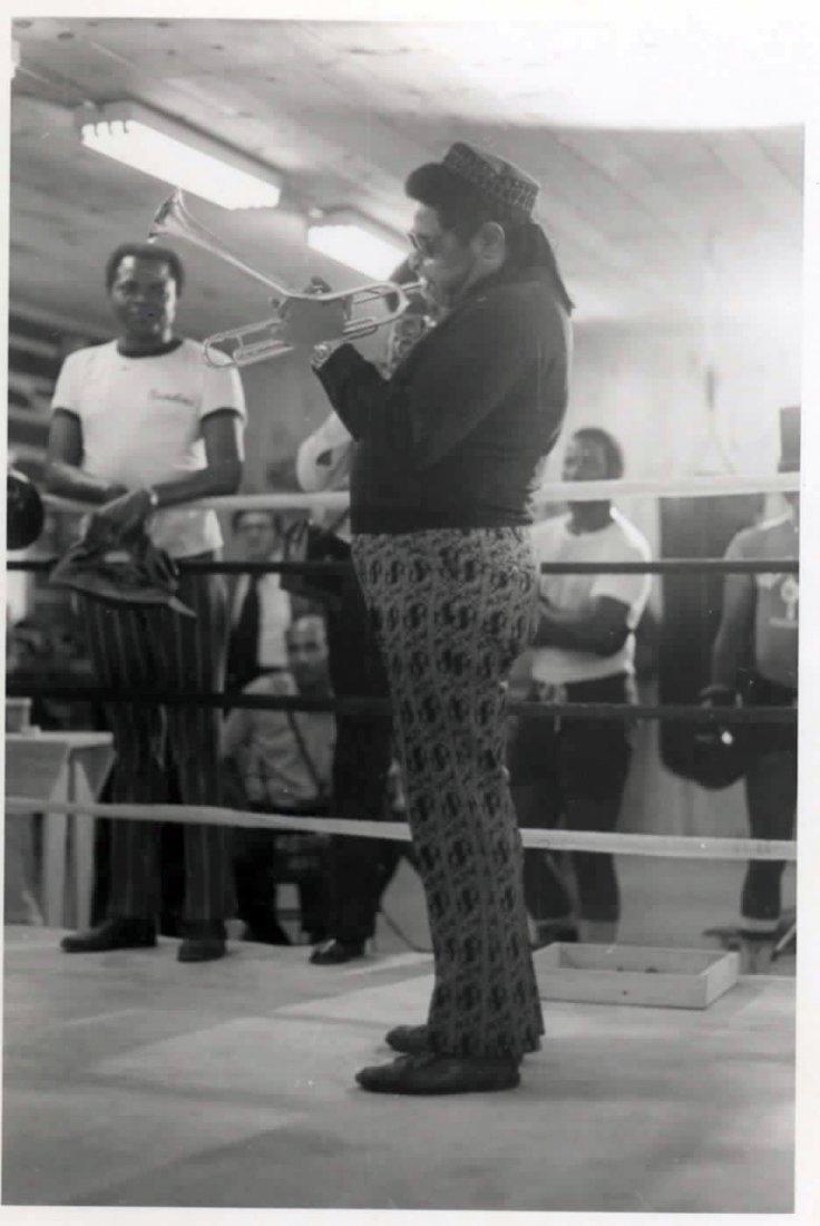Muhammad Ali & Dizzy Gillespie