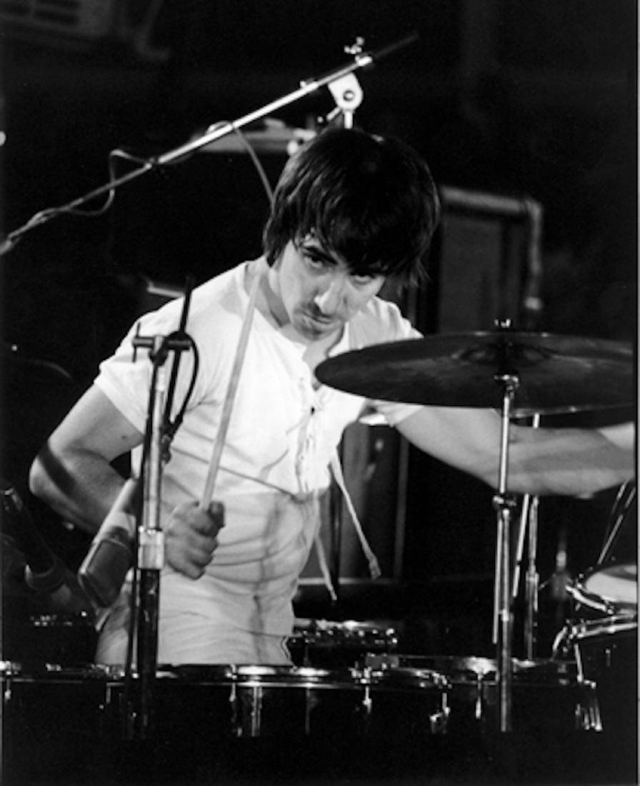 Keith Moon NYC  1968