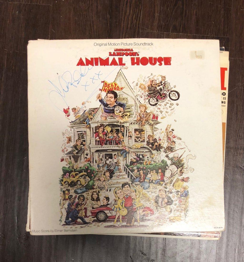 Signed Animal House Soundtrack
