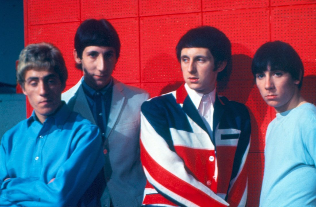 The Who in London. 1967