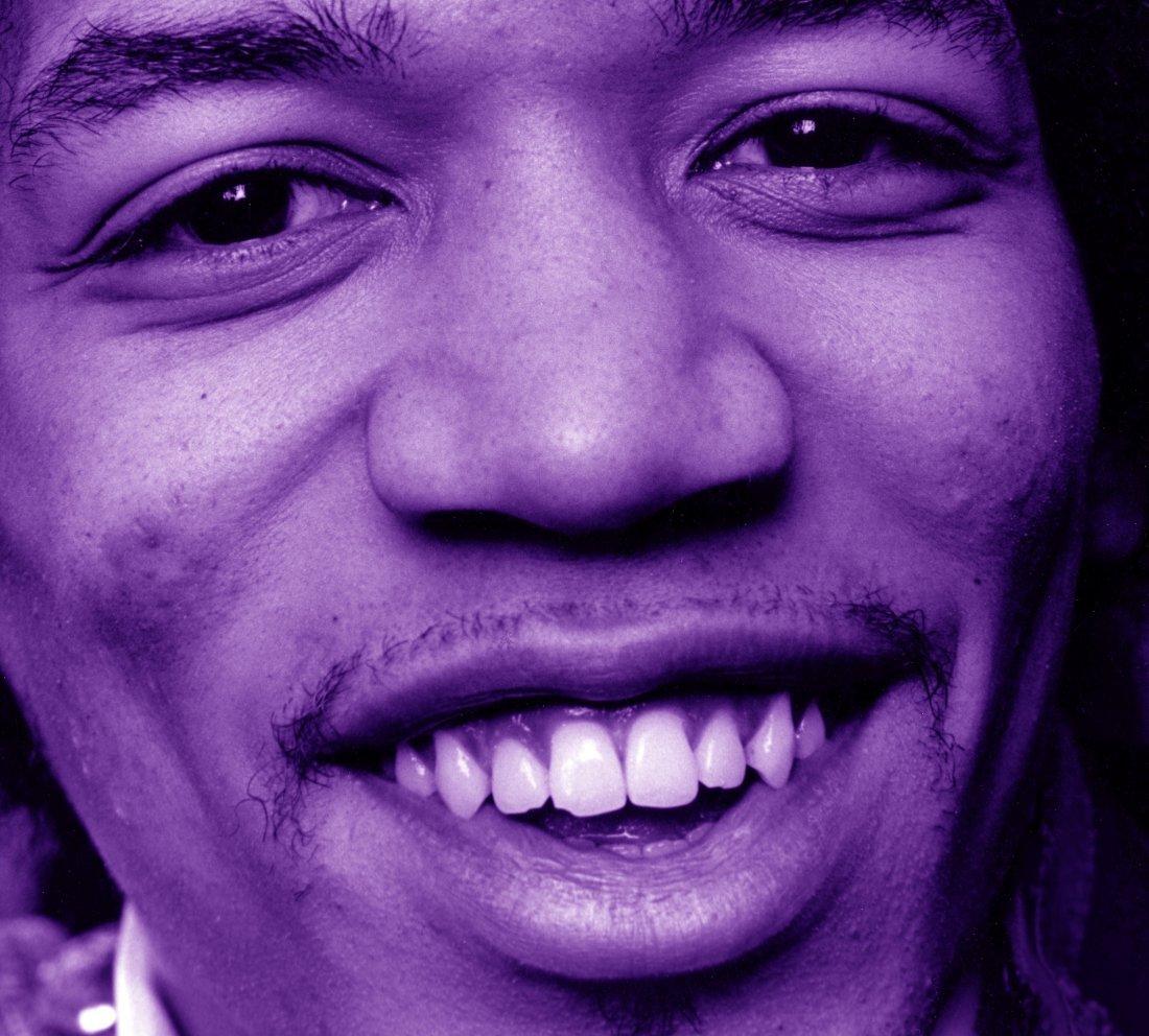 Jimi Hendrix, Marque Club, London, 1967