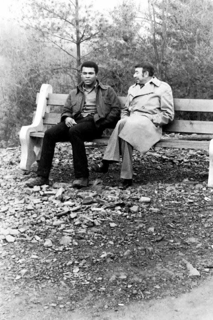 Muhammad Ali & Cosell 1978