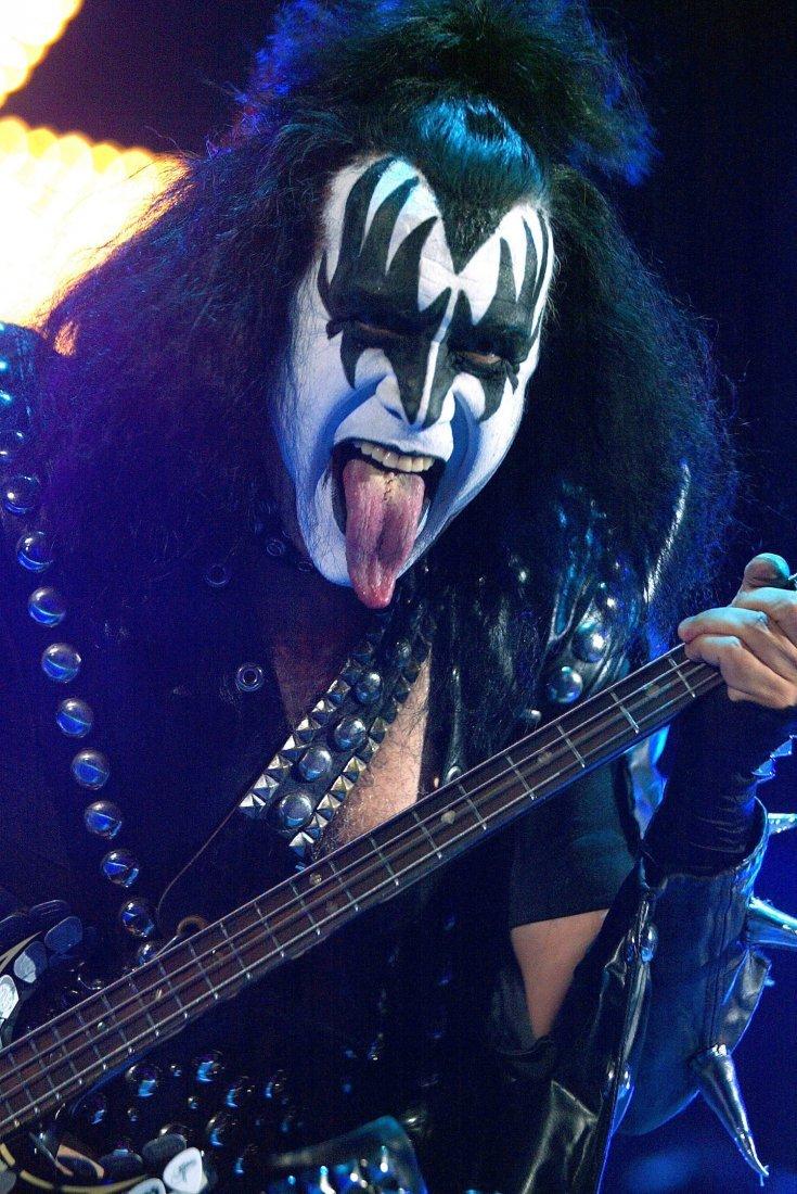Gene Simmons Tongue