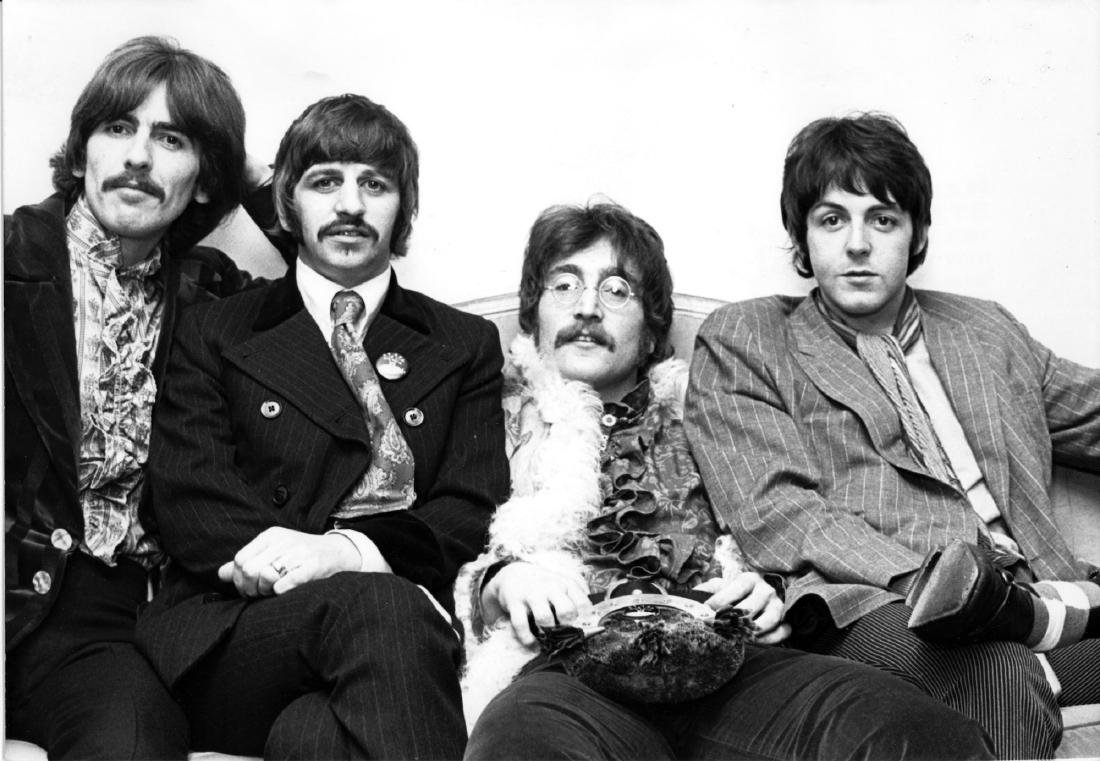 Beatles London 1968