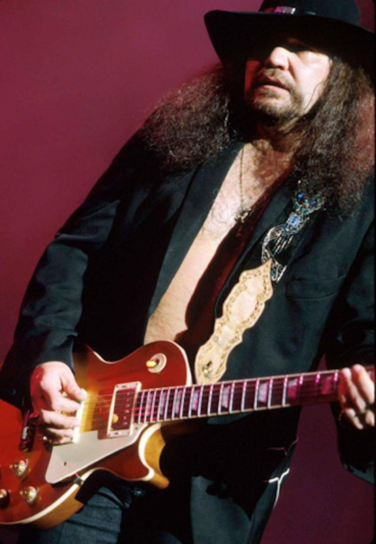 Gary Rossington of Lynyrd Skynrd