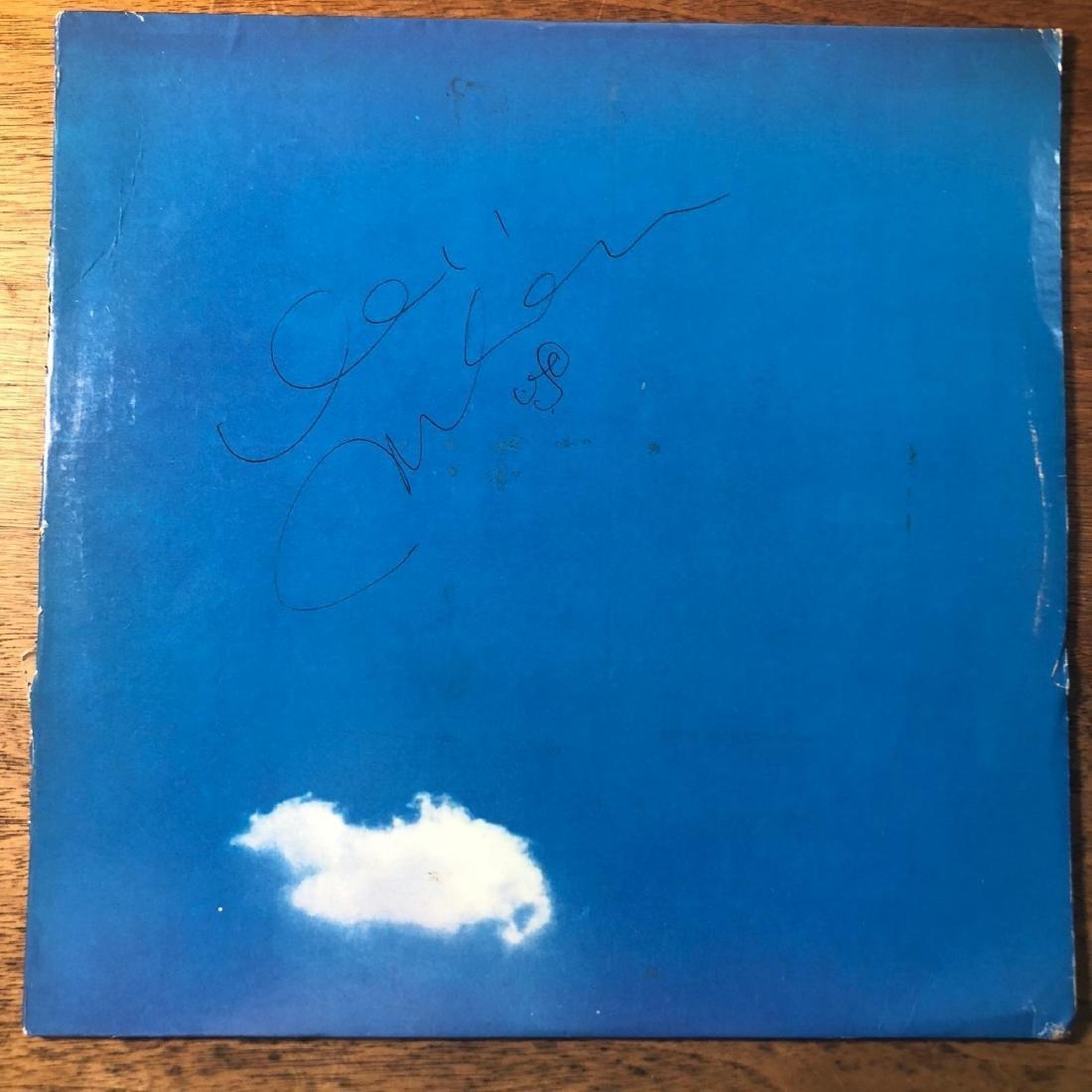 Signed Plastic Ono Band (John Lennon) Album