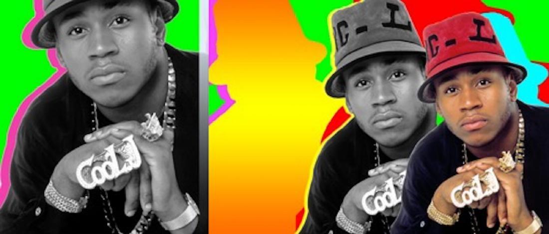 LL Cool J Pop Art