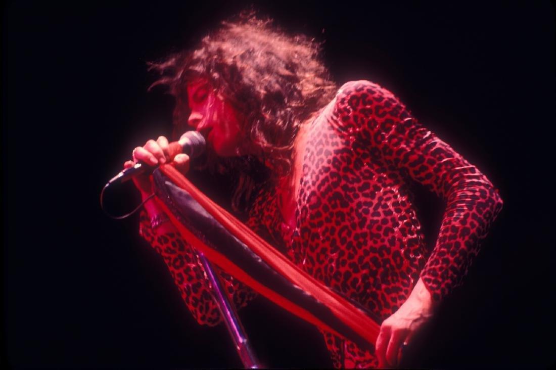 Steven Tyler Leopard