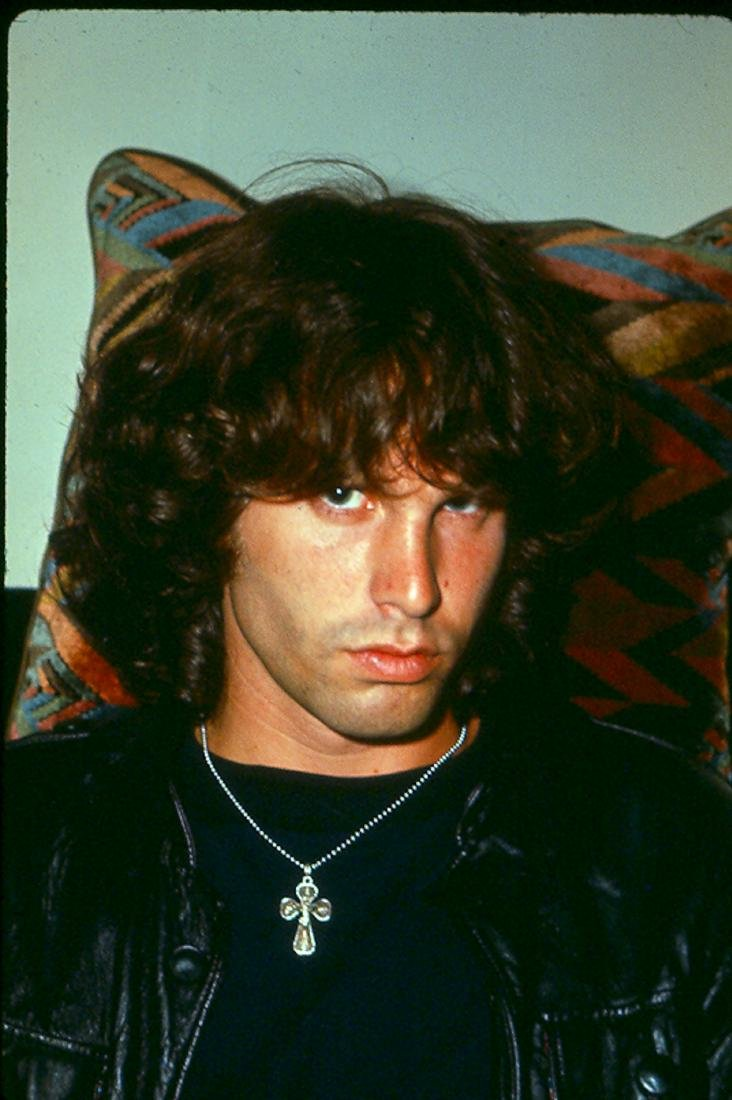 Jim Morrison at Home  1967