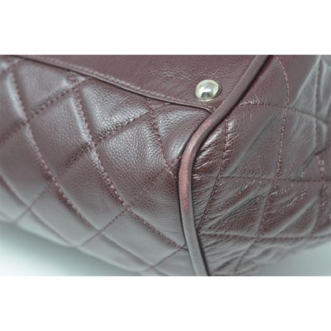 Vintage Chanel Bowler Shoulder Bag - 10