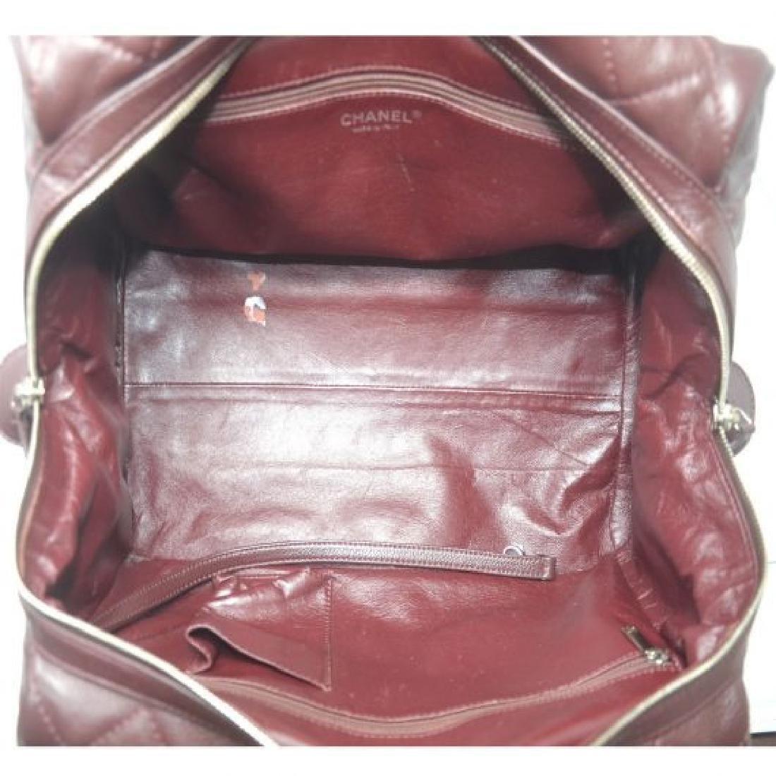 Vintage Chanel Bowler Shoulder Bag - 3
