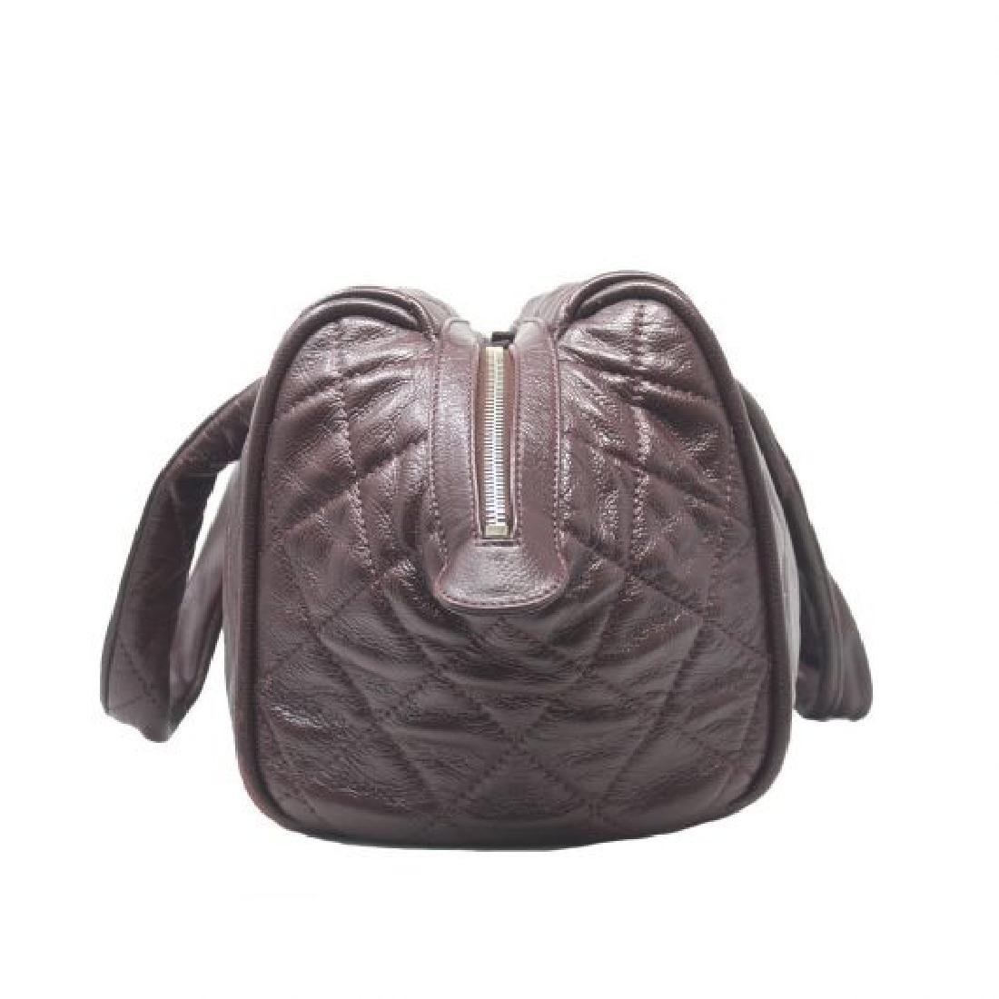 Vintage Chanel Bowler Shoulder Bag - 4