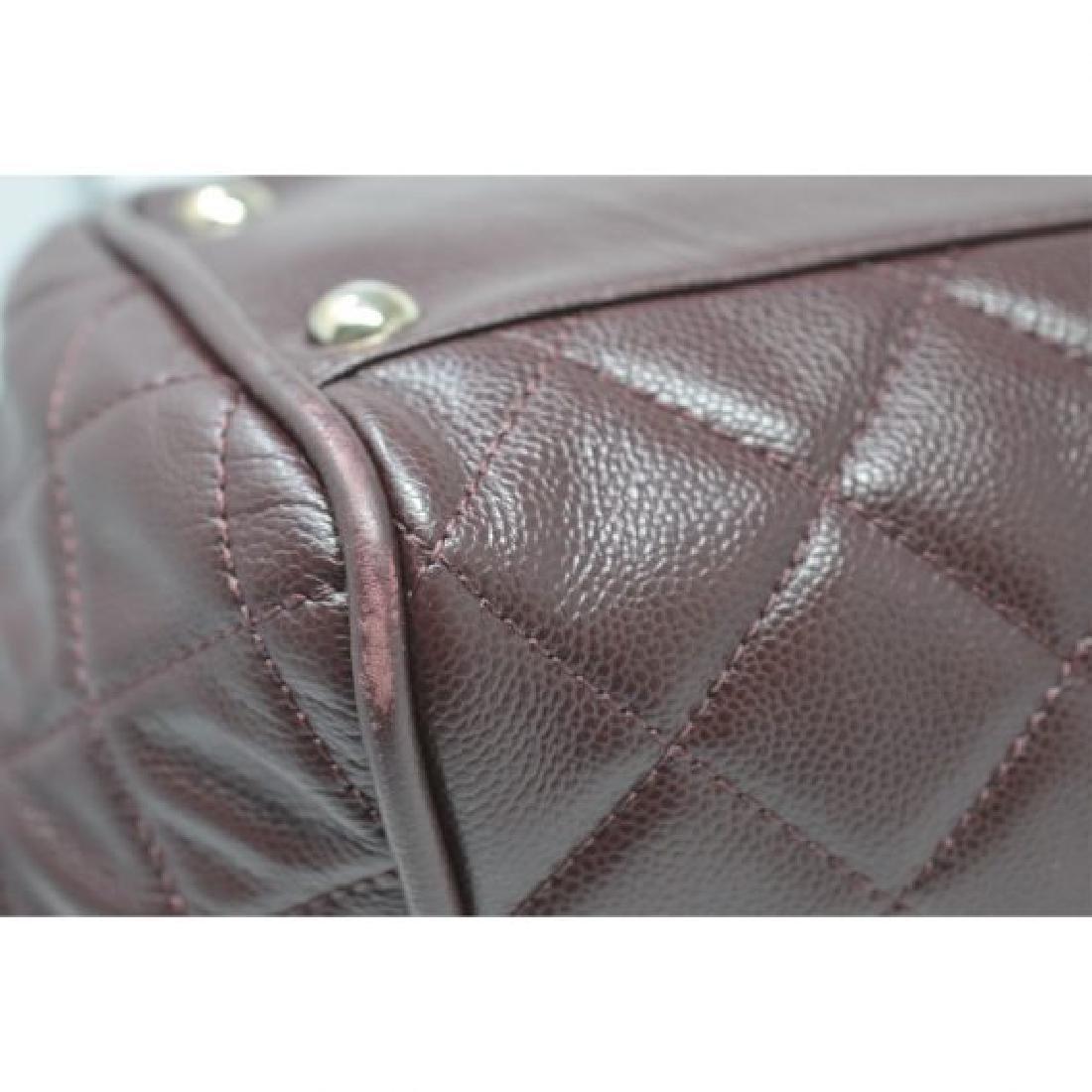 Vintage Chanel Bowler Shoulder Bag - 6