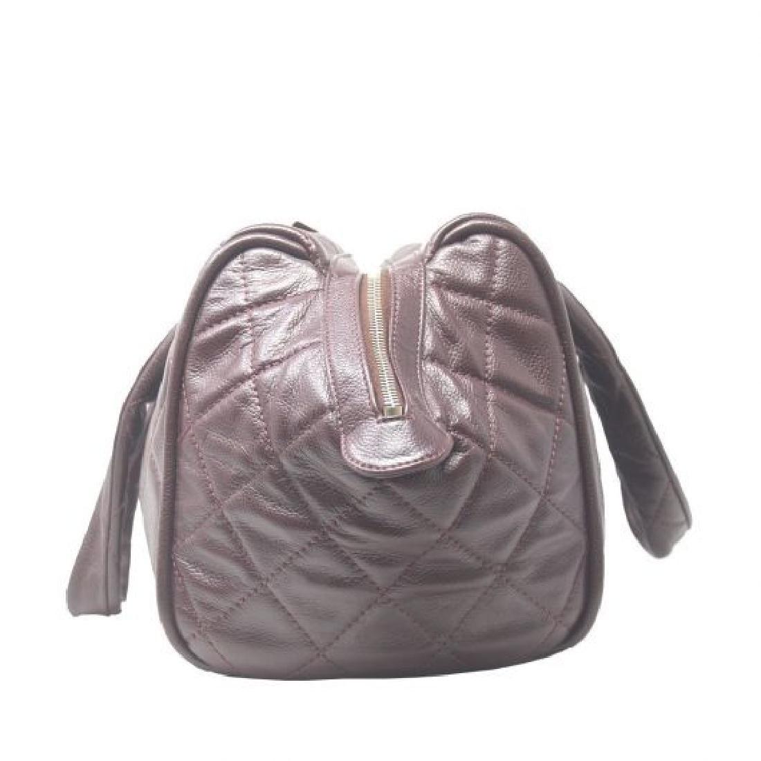 Vintage Chanel Bowler Shoulder Bag - 8