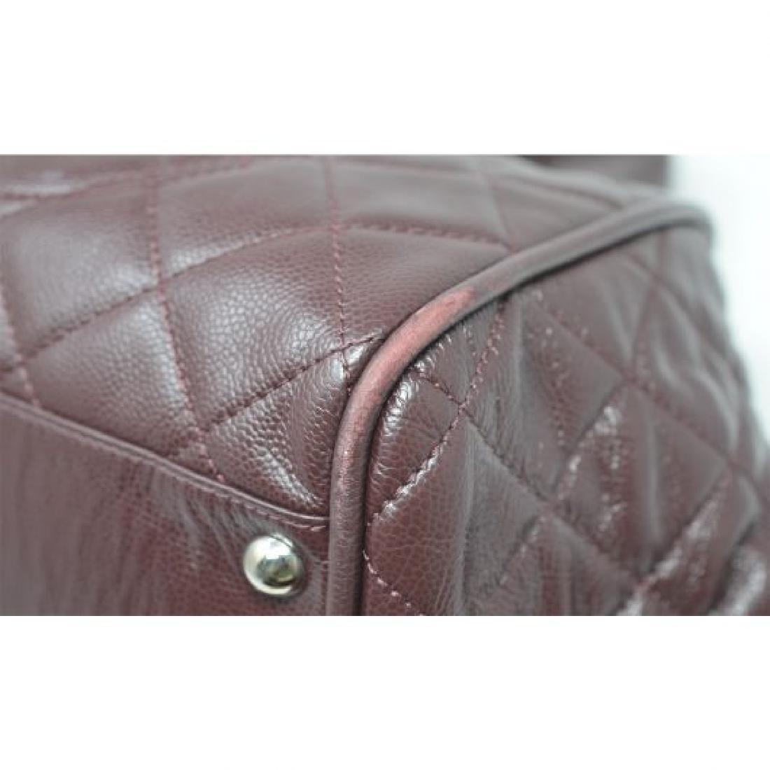 Vintage Chanel Bowler Shoulder Bag - 9