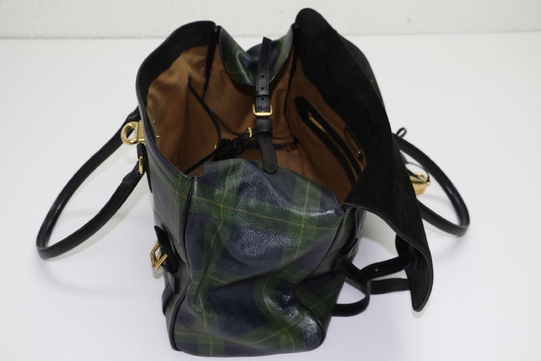 Lauren Tartan Weekender Bag - 5