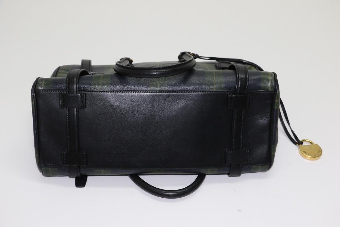 Lauren Tartan Weekender Bag - 6