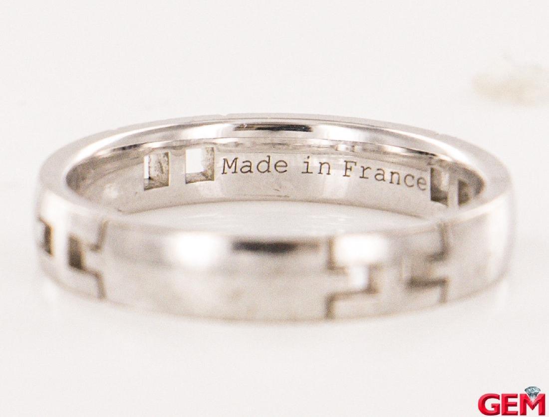 Hermes 18k Diamond  Ring Size: EU 51 US 5.75 - 2