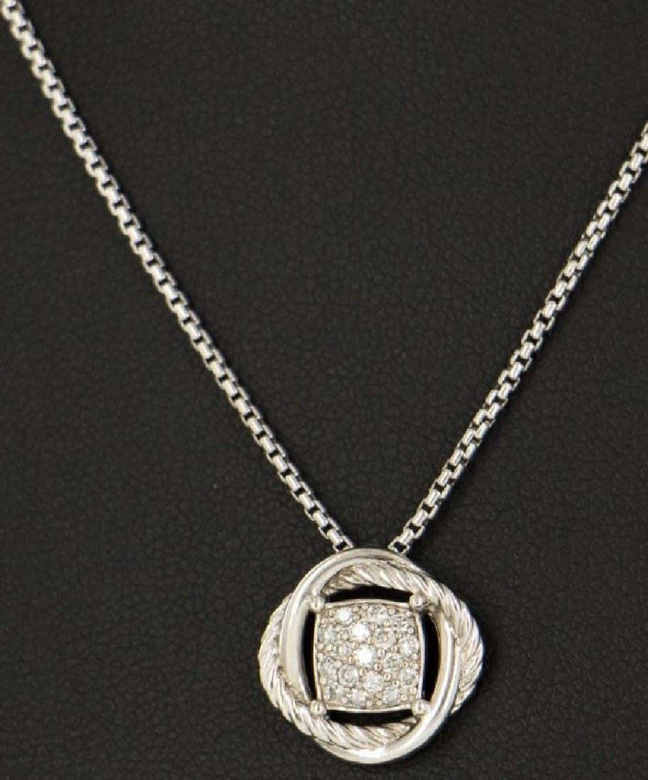 David Yurman Chain/Charm Pendant