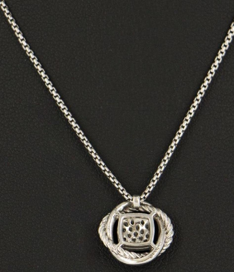 David Yurman Chain/Charm Pendant - 2