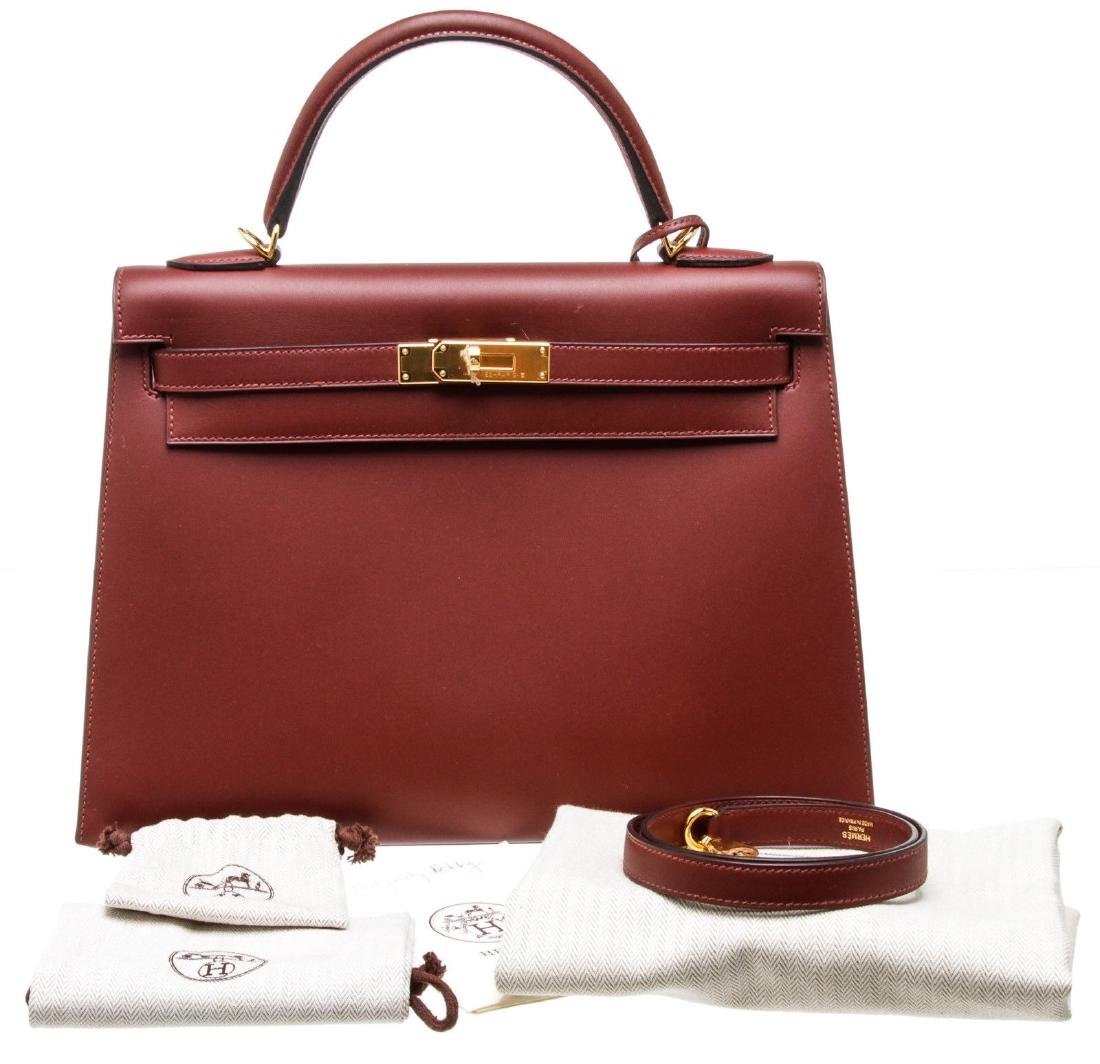 Hermes  Kelly 32cm Bag - 9