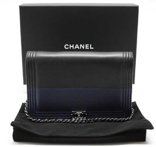 c6740344d99a5 Chanel Wallet On Chain  Bag