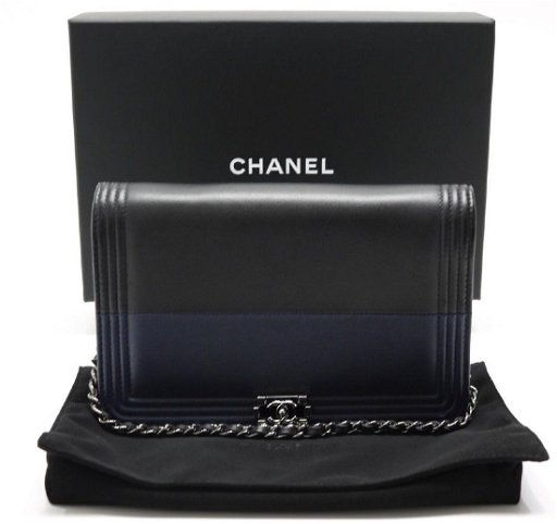 49af5f36459611 Chanel Wallet On Chain/ Bag. placeholder. See Sold Price