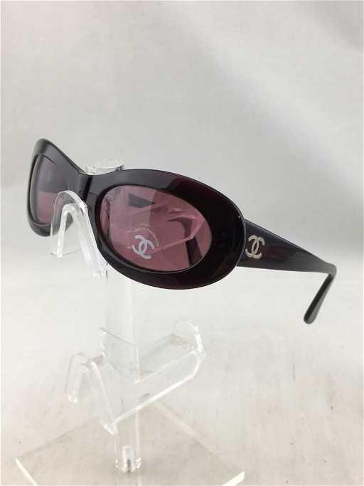 a92453645173b Chanel oval sunglasses
