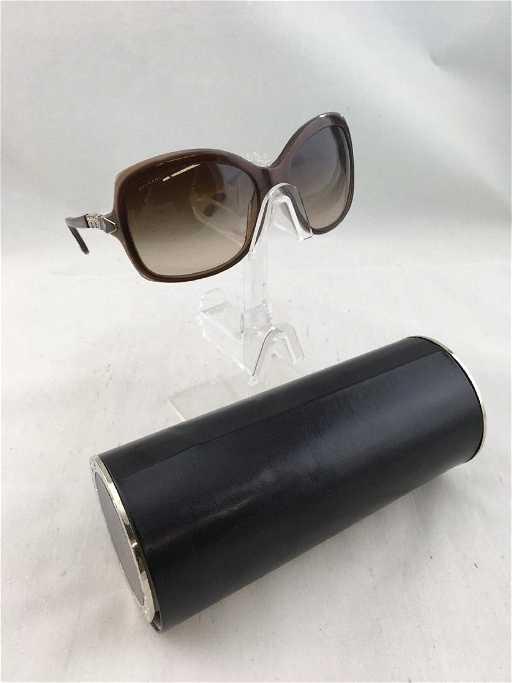 97bb859d4a4f3 Bvlgari Swarovski crystal sunglasses