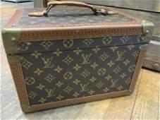 Louis Vuitton Train Case