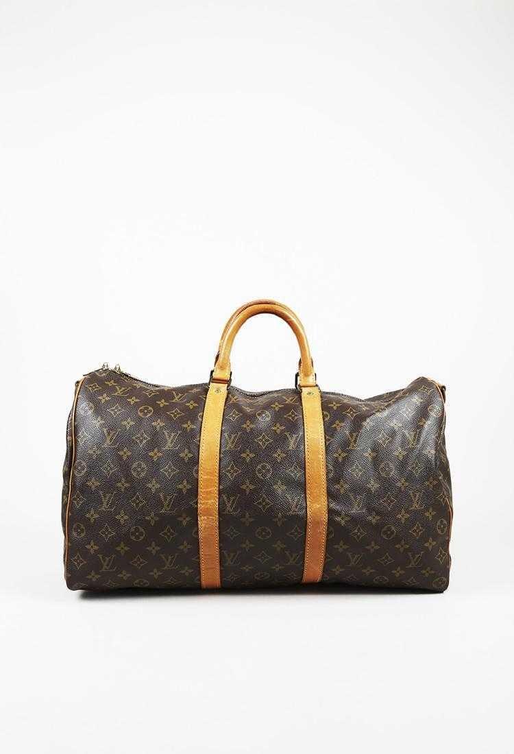Louis Vuitton 50 keepall