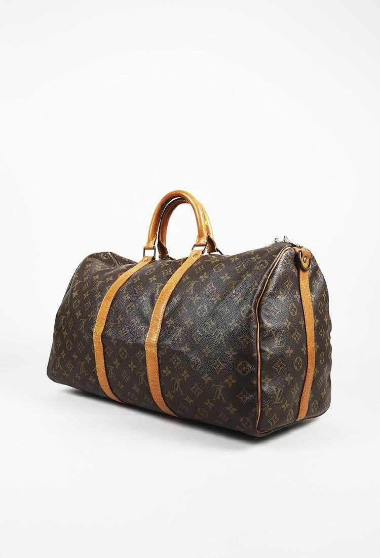 Louis Vuitton 50 keepall - 2