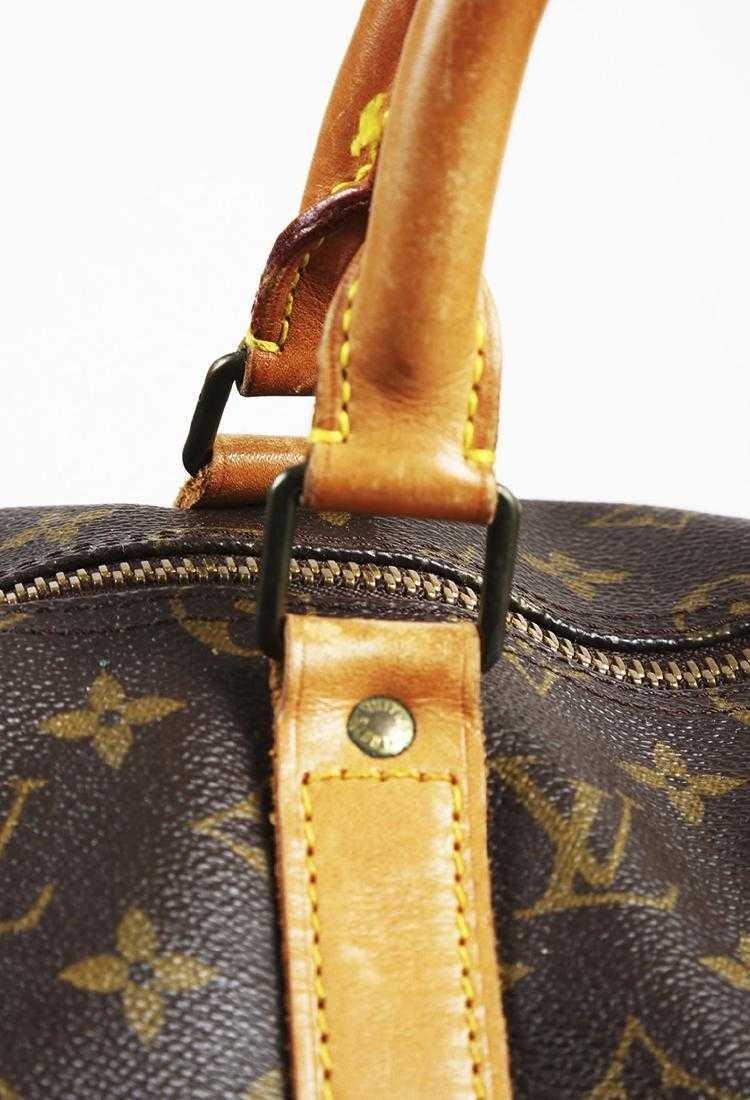 Louis Vuitton 50 keepall - 4