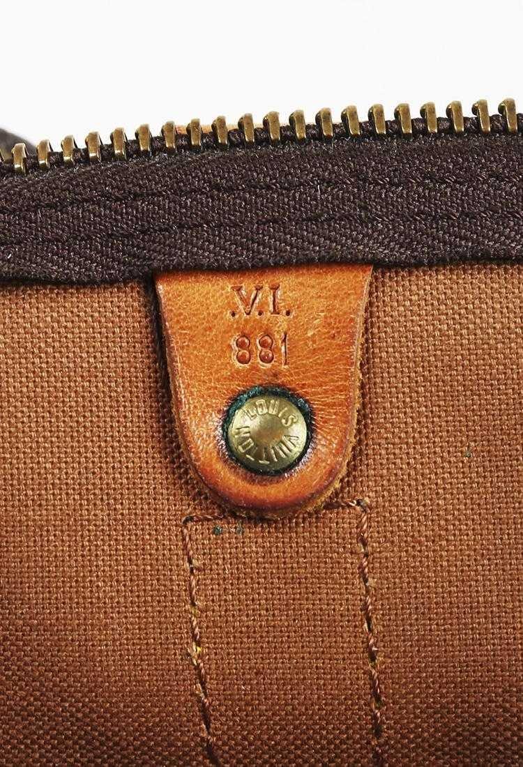 Louis Vuitton 50 keepall - 8