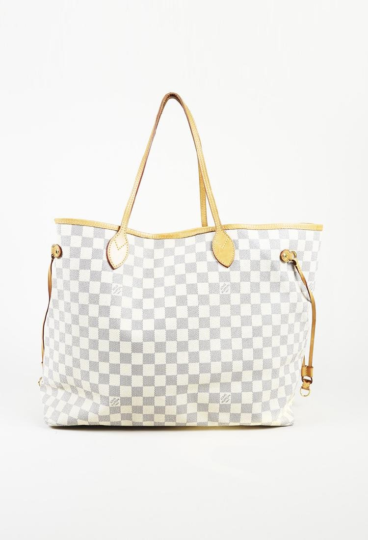 Louis Vuitton Damier Azur Neverful GM