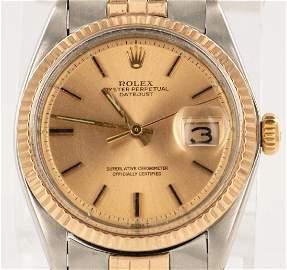 Vintage Rolex Datejust Men's Watch