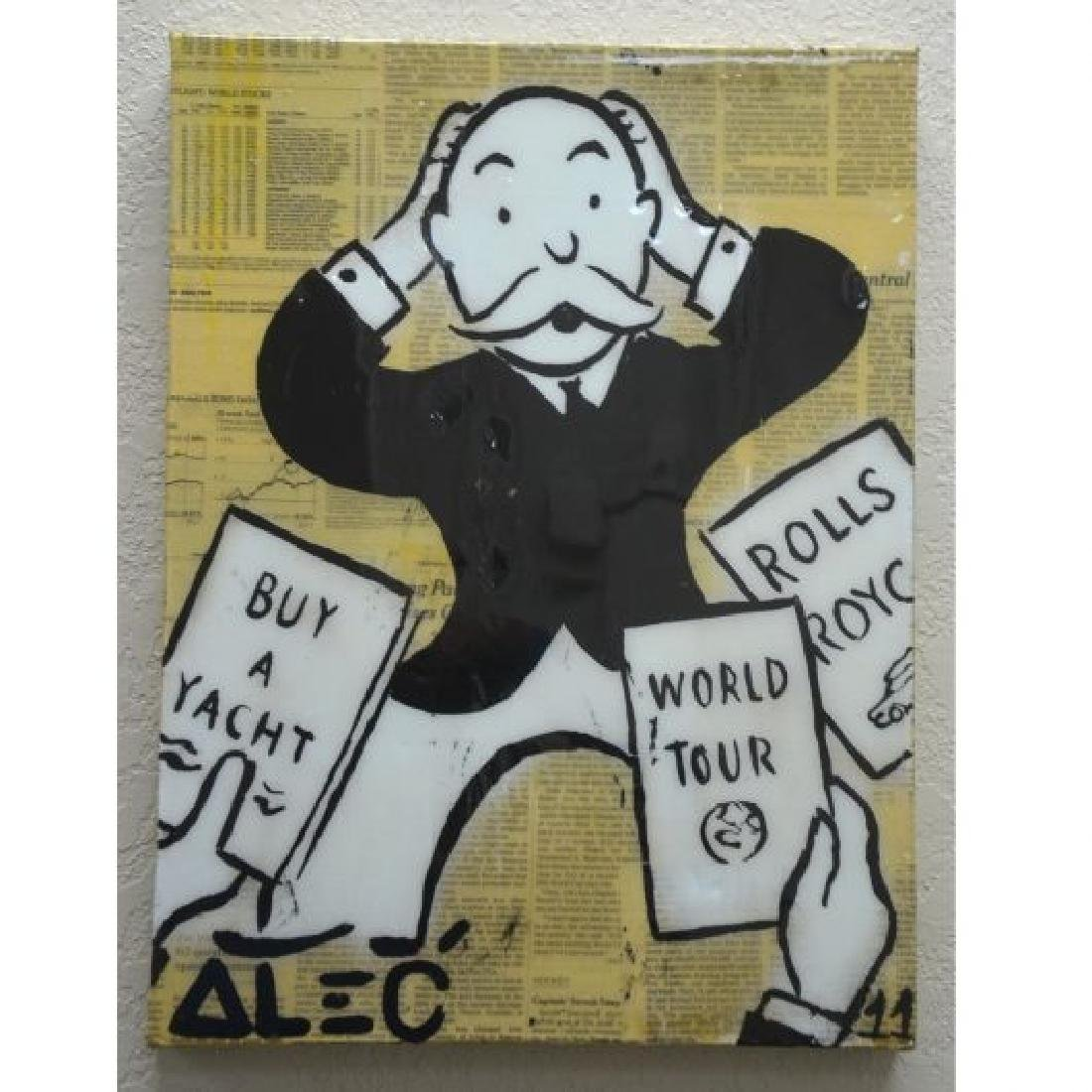 Alex Monopoly What To Buy Painting