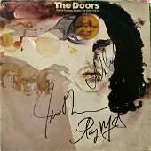 Signed Doors Weird Scenes Inside The Gold Mine Album