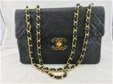 Chanel jumbo classic flap bag