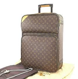 LOUIS VUITTON Monogram Travel Rolling Suitcase