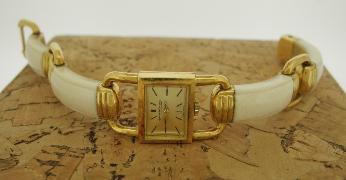 Jaeger-LeCoultre Lucchetto 1670 in Yellow Gold