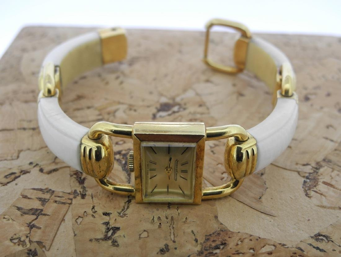 Jaeger-LeCoultre Lucchetto 1670 in Yellow Gold - 2