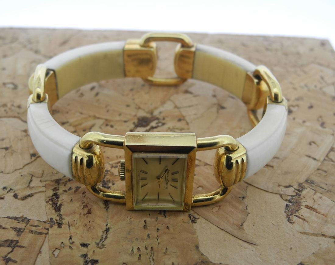 Jaeger-LeCoultre Lucchetto 1670 in Yellow Gold - 3