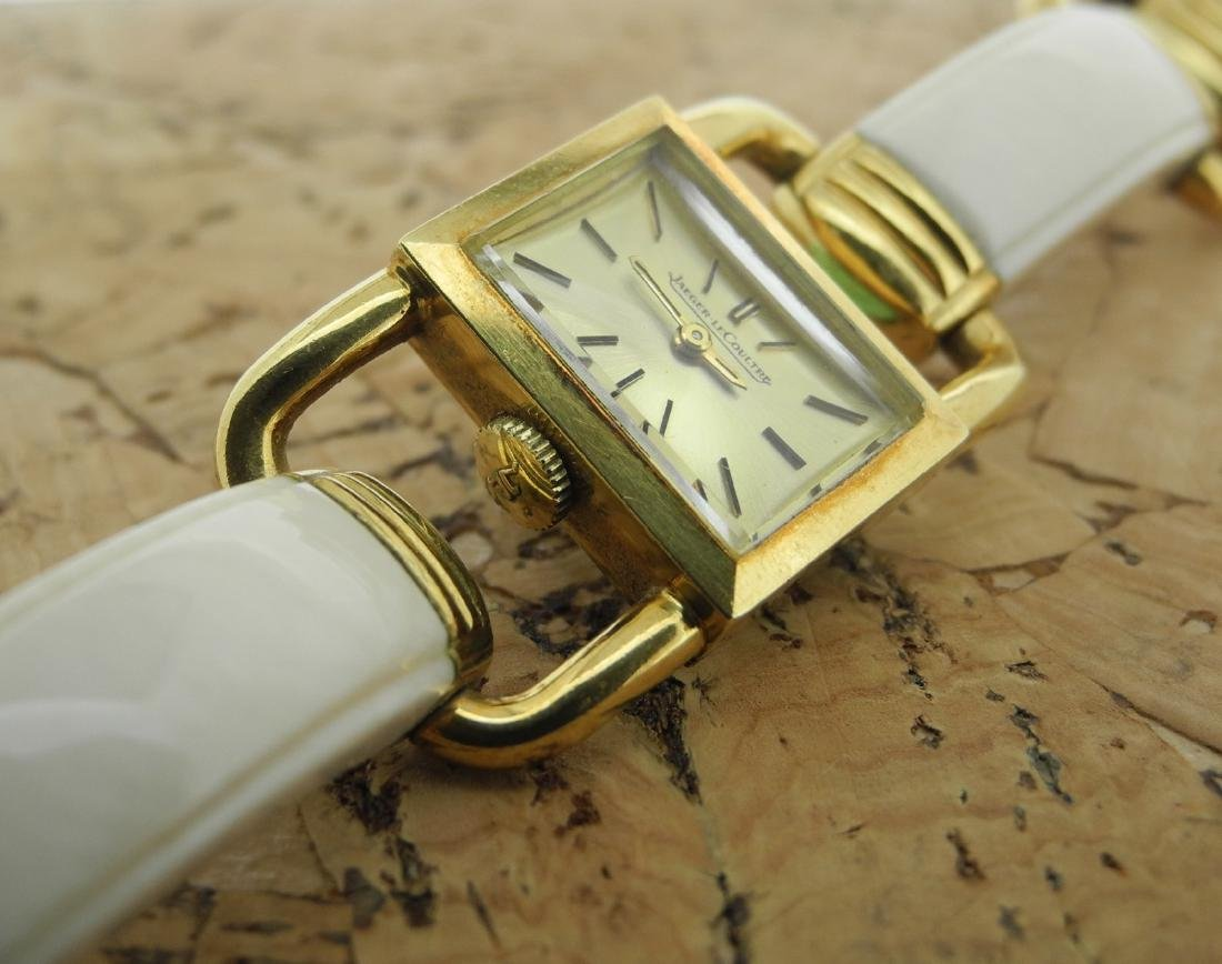 Jaeger-LeCoultre Lucchetto 1670 in Yellow Gold - 5