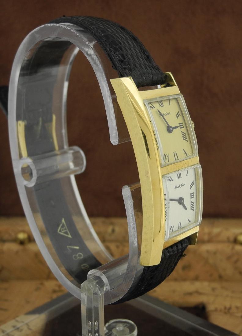 Bueche Girod Dual Time Watch in 18K Yellow Gold - 3