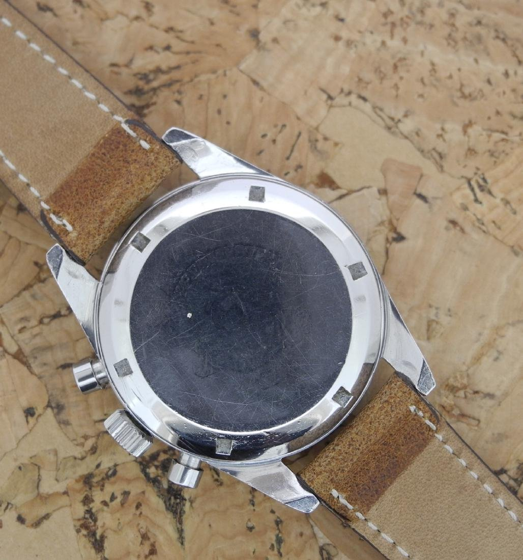 Omega Speedmaster 105.003 with Brown Dial on Strap - 5